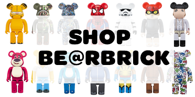 Shop Bearbrick with FROM JAPAN!