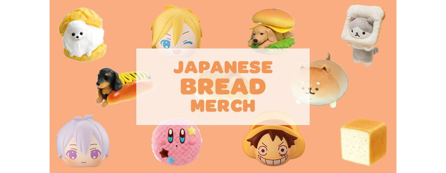 Japan's weird and wonderful world of bread themed products