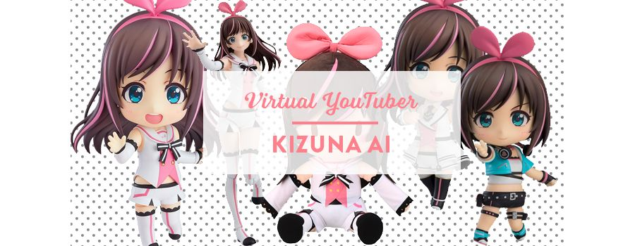 Kizuna AI – Everyone's favorite virtual YouTuber!