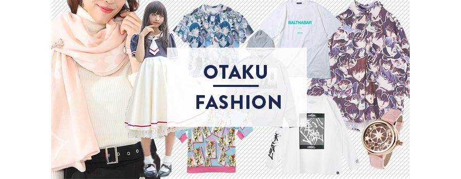 Otaku Fashion - Top five brands to give your wardrobe an anime makeover!