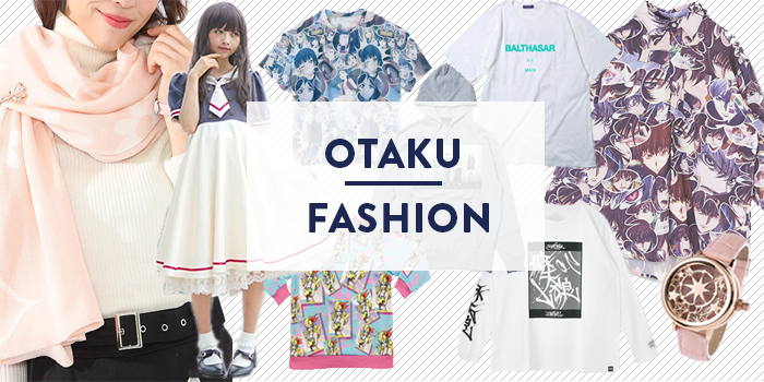 Otaku Fashion – Top five brands to give your wardrobe an anime makeover!