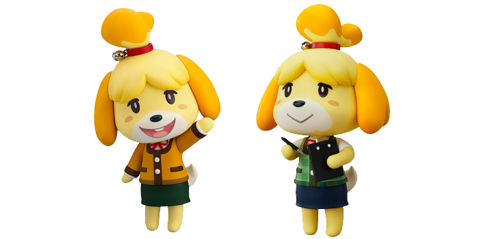 Animal Crossing Isabelle Nendoroid