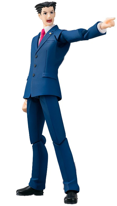 Phoenix Wright figma SP-084