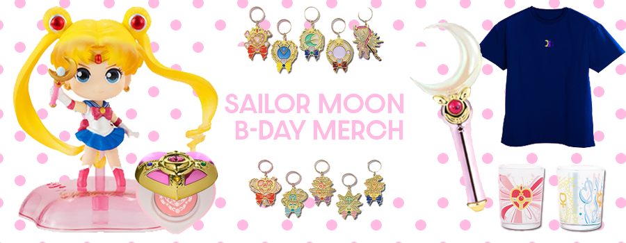 Happy Birthday Usagi Tsukino! – Birthday presents fit for Sailor Moon Herself