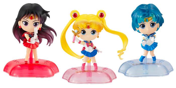 Sailor Moon Twinkle Statue