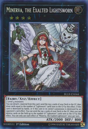 Minerva the Exalted Lightsworn