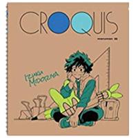 My Hero Academia Croquis
