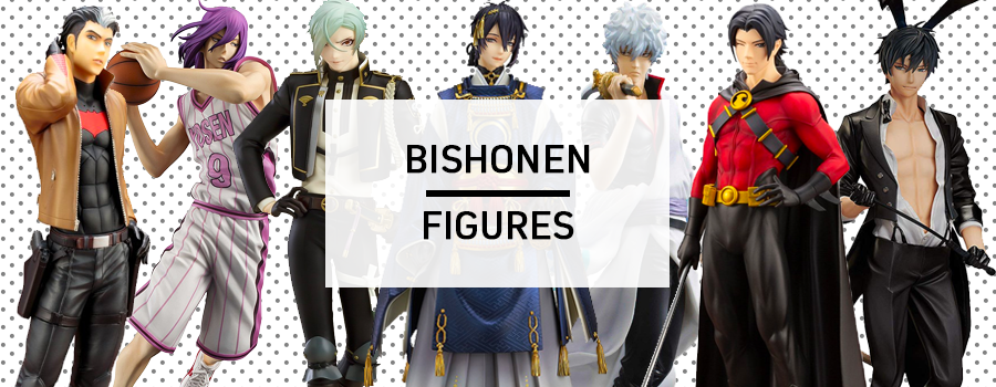 Anime Bishonen Figures – Our Favorite Ikemen Figures That Will Make You Swoon