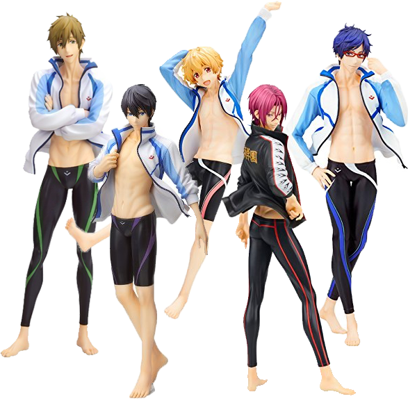 Free! Eternal Summer 1/8 Scale Alter Figures