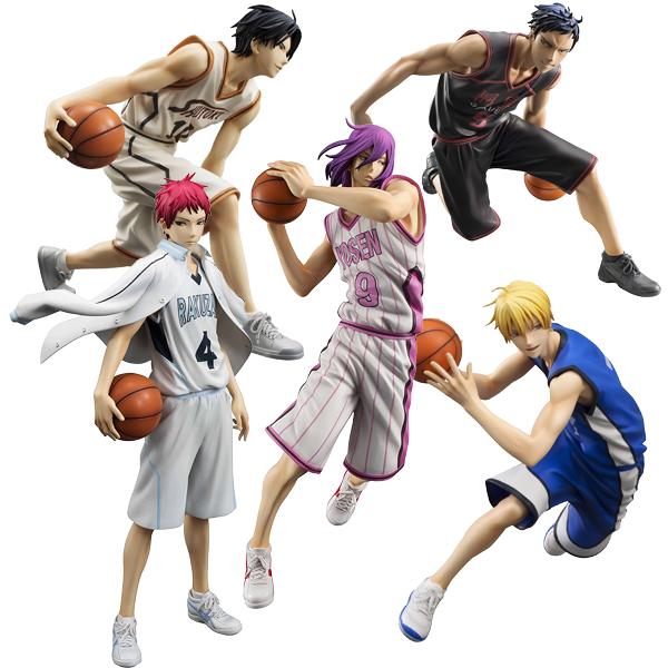 Kuroko's Basketball Figure Series MegaHouse