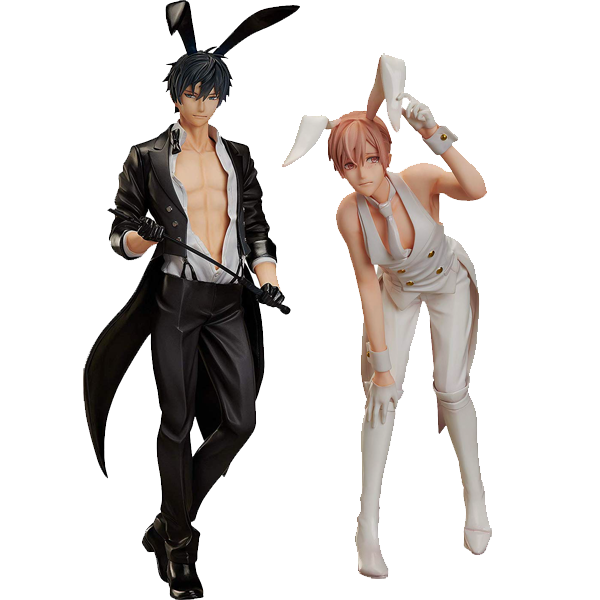 Shirotani Tadaomi and Kurose Riku Ten Count 1/8 Scale Figures
