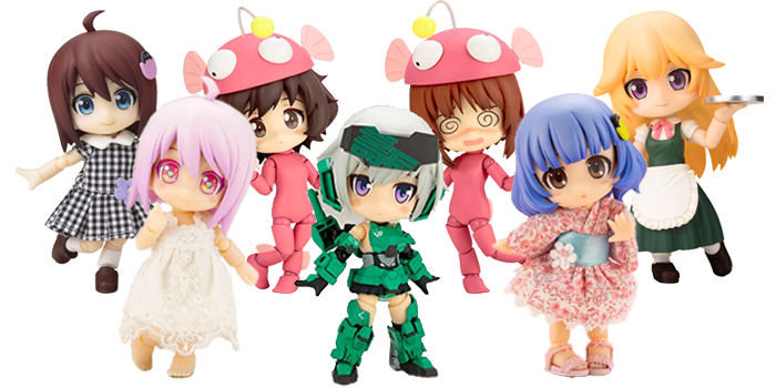 Limited-edition Cu-Poche Items