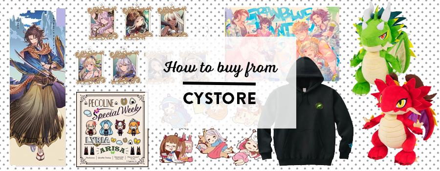 How to buy from CyStore – CyGames' one-stop-shop for mobile gaming goodies