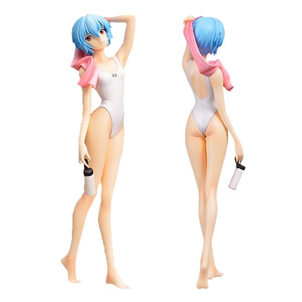 Rei Ayanami Neon Genesis Evangelion Sega Prize Figure
