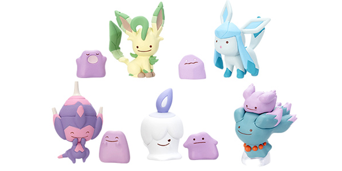 Ditto Transforms Mini Figures Wave 7 part 1