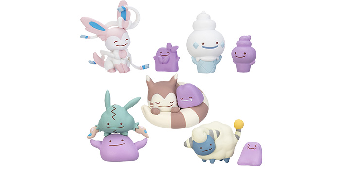 Ditto Transforms Mini Figures Wave 7 part 2