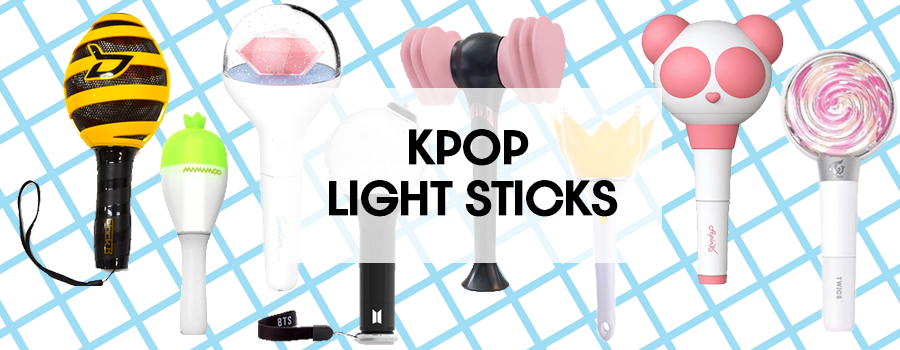10 Cool and Crazy K-pop Light Sticks to Add to Your Collection!