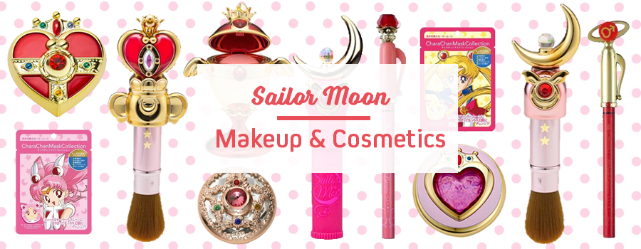 Sailor Moon Makeup and Cosmetics – Moon Prism Power in your Makeup Bag!