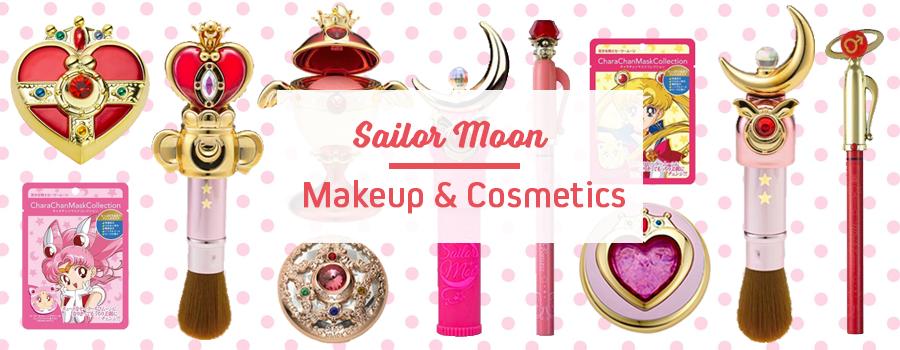Sailor Moon Makeup and Cosmetics – Moon Prism Power in your Makeup Bag!