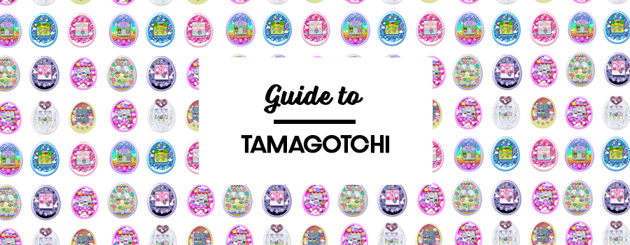 Tamagotchi over the years – the ultimate pet in your pocket!