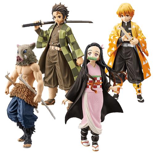 Demon Slayer: Kimetsu no Yaiba Prize Figures