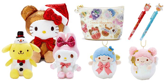 Sanrio Christmas Collection 2019