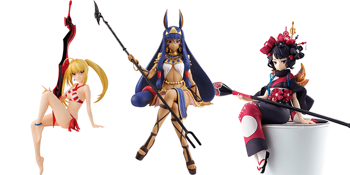 Fate/Grand Order Noodle Stoppers