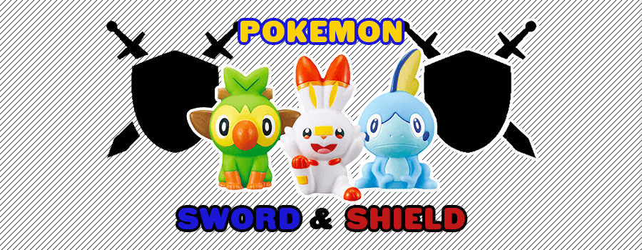 Pokemon Sword and Shield Merch Round-Up