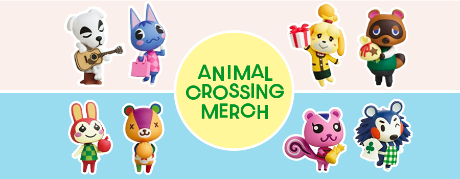 Animal Crossing: New Horizons – Celebrate Release Day with Japanese AC Merch!