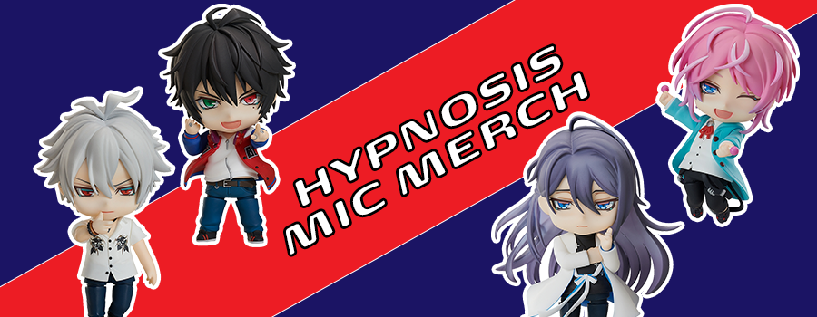 Hypnosis Mic Merch 2020 – Celebrating Hypnosis Mic: Alternative Rap Battle!