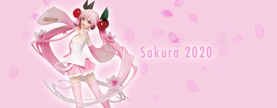 Sakura 2020 – Cherry blossom-themed items that will set your heart aflutter!