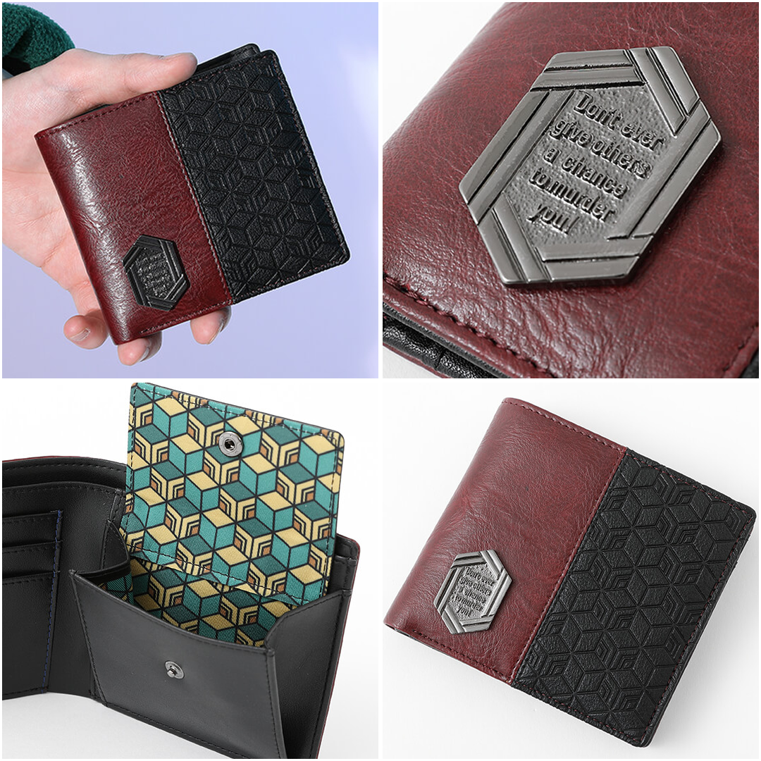 Giyu Tomioka Wallet by SuperGroupies