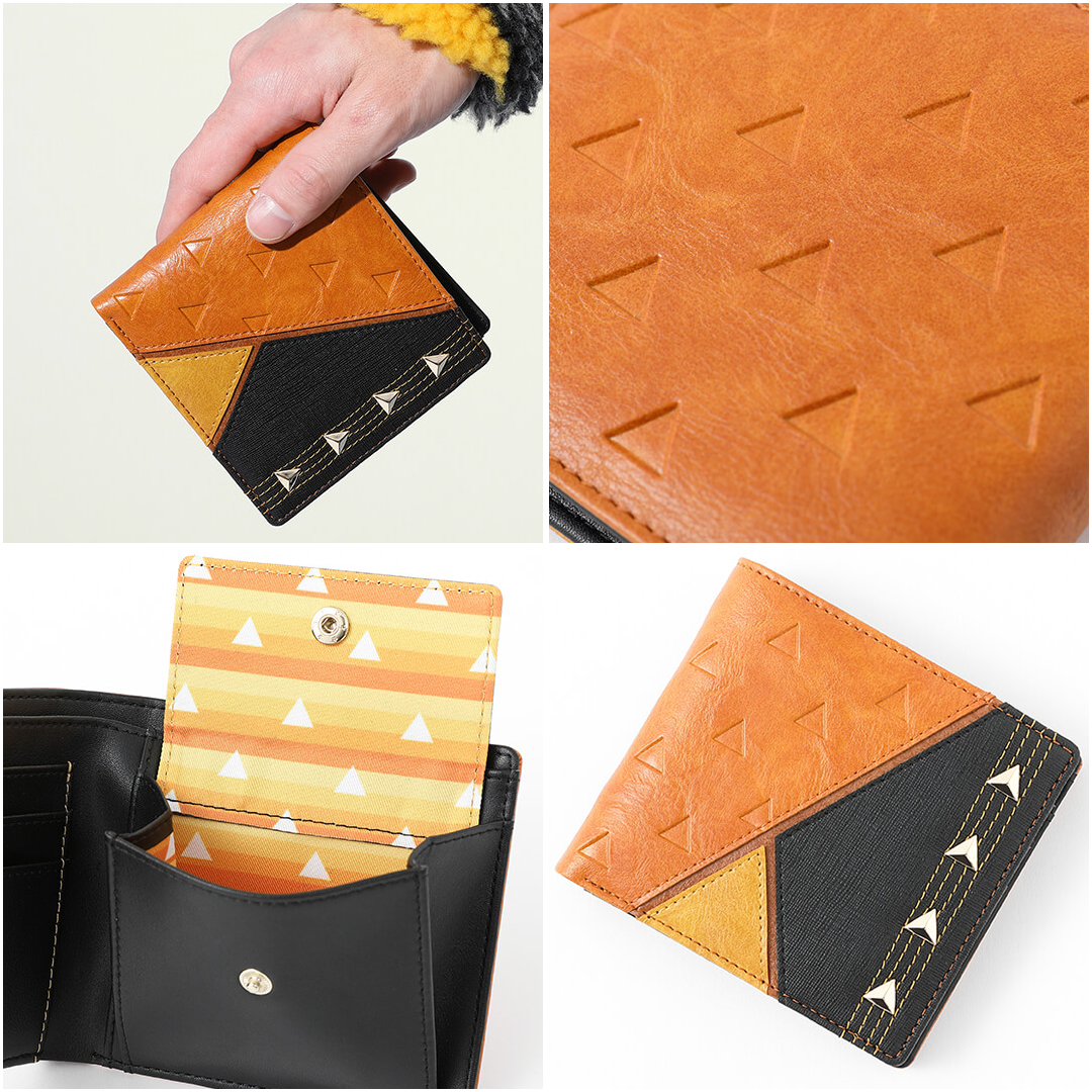 Zenitsu Agatsuma Wallet by SuperGroupies<