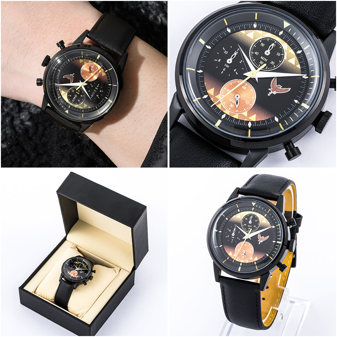 Zenitsu Agatsuma Watch by SuperGroupies