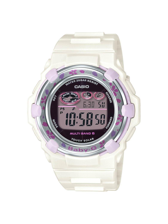 Casio BABY-G Cherry Blossom Color 2020 BGR-3000CB-7JF White Watch