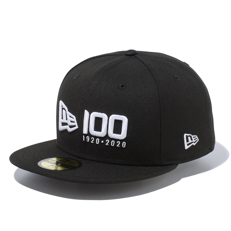 New Era 100th Anniversary Logo Cap