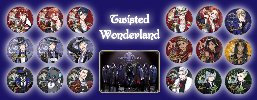 Disney Twisted Wonderland – Enter the world of Disney Villains!