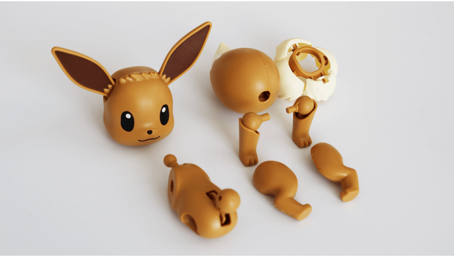 Eevee Parts Complete