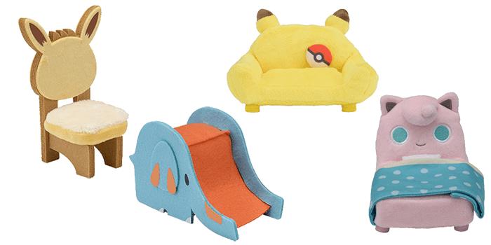Pokemon Dolls House