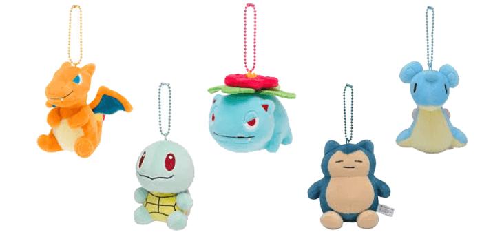 Pokemon Dolls - Mascots