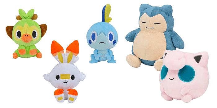 Pokemon Dolls - Plushies