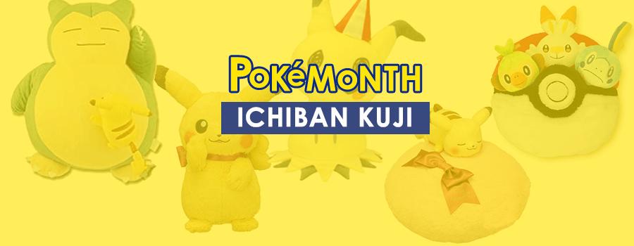 Pokemon Ichiban Kuji – Win big, Pokemon style!