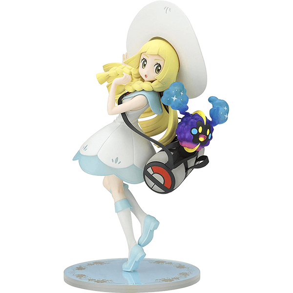 Lillie & Cosmog Pokemon Center Original Figure by Kotobukiya