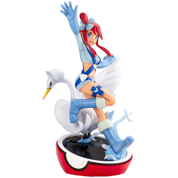 Skyla & Swanna Pokemon Center Original Figure by Kotobukiya