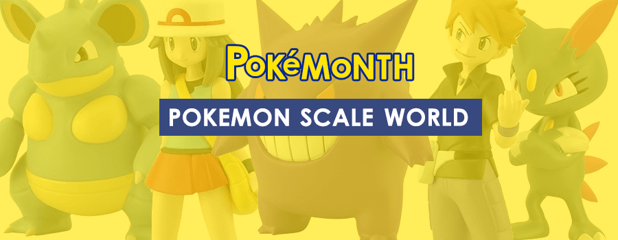 Pokemon Scale World – The World of Pokemon in the Palm of your Hand!