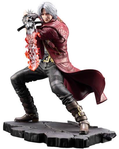 Dante Devil May Cry ARTFX J Figure