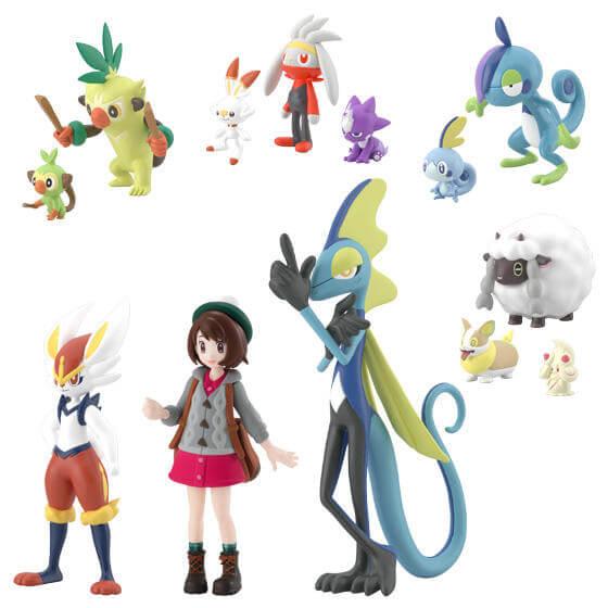 Pokemon Scale World Galar Region