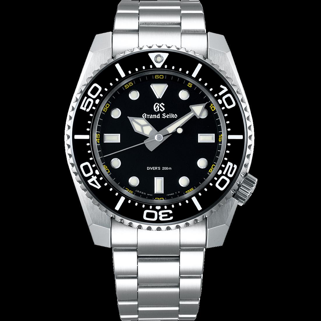 Seiko Diver's Watch SBGX335 9F61-0AL0