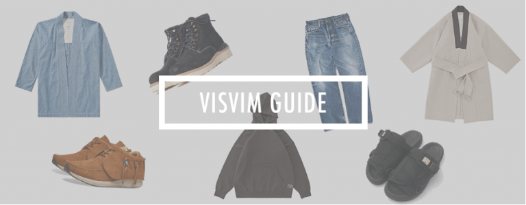 Visvim Brand Guide – A fashion collision of Japanese craft and American folk