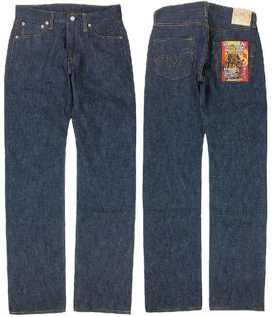Samurai Jeans (Made in Japan) S5000SJC Models